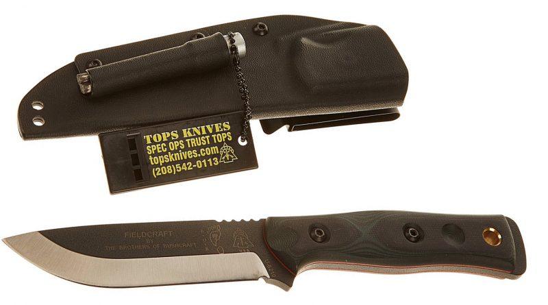 Top 10 Bushcraft Messer