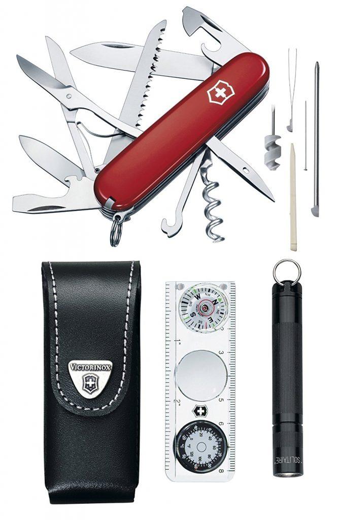 Schweizer Taschenmesser Traveller