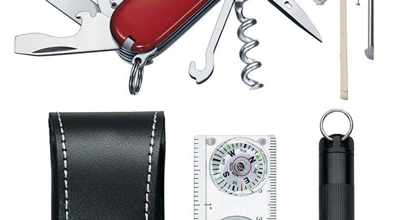 Schweizer Taschenmesser Von Victorinox F 252 R Outdoor