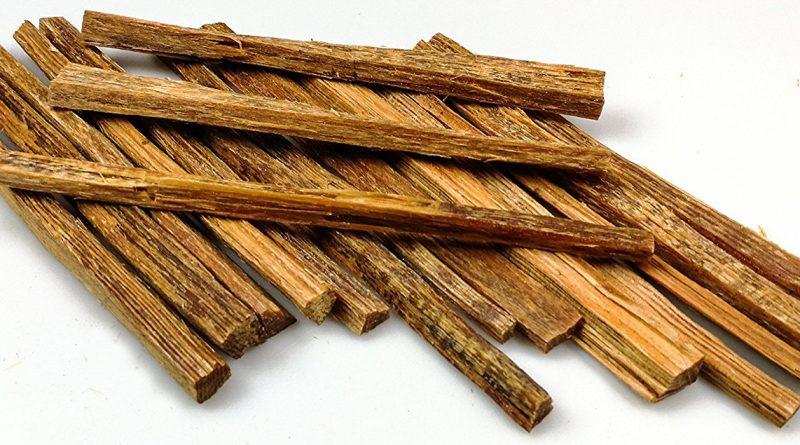 kienspan kienholz fatwood anzündholz