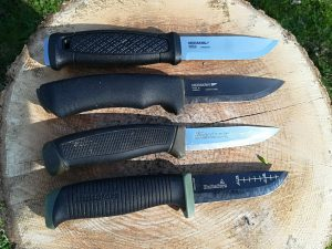 Garberg bushcraft survival Mora