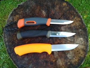 Vergleich light my fire mora comanion bushcraft survival