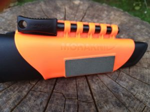 feuerstahl mora bushcraft orange