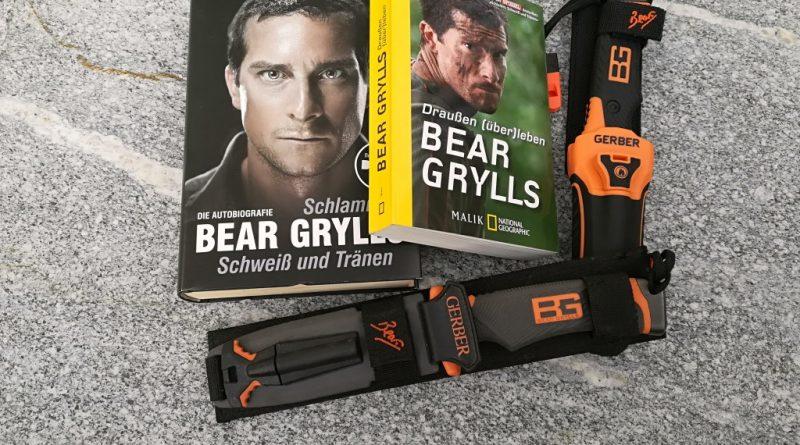 BG bear grylls messer survival überleben