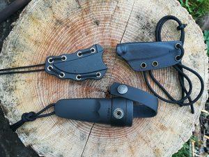scheide neckknife halsmesser kaufen umhänge messer