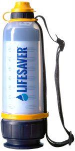 Lifesaver wasserfilter viren pestizide chemikalien entfernt filterung