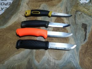 mora spark vs. companion vs. bushcraft survival vs. morakniv garberg